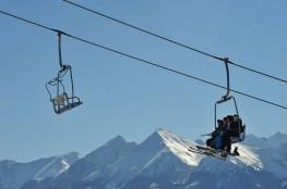 Czarna Góra Atrakcja Stacja narciarska Koziniec-Ski
