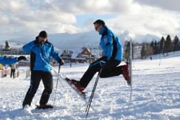 Białka Tatrzańska Atrakcja Szkoła narciarska SkiRyś
