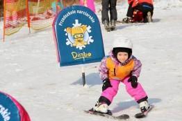 Międzybrodzie Żywieckie Atrakcja Przedszkole narciarskie Dimbo