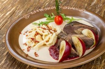 Białka Tatrzańska Restauracja Karczma polska regionalna Litworowy Staw
