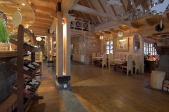 Zakopane Restauracja Restauracja Regionalna Nosalowy Dwór
